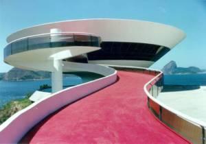 Museo de Arte Contemporanea de Niterói