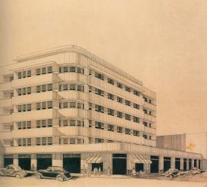 Perspectiva de Edificio Veroes